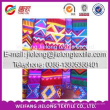 2017 цвет полиэстер дешевые рулоны ткани для простыней в вэйфан