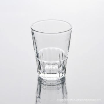Оптовая стандартный размер выпивая чашку стекла съемки