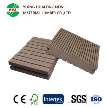 Decking de vente chaud de WPC pour extérieur (HLM122)