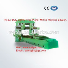 Heavy Duty Gantry Type Planer Milling Machine