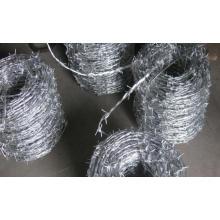 Precio de alambre de púas galvanizado con alta calidad