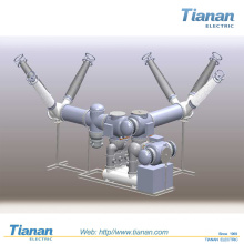 Gis-126kv Gas Insulated Switchgear (ZFW-126/T2500-40)