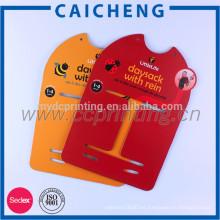 Tarjeta de papel barata de la impresión en offset de la fábrica del OEM