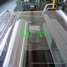 Malla de alambre de acero inoxidable / malla de alambre de acero / malla tejida de acero para la masa / filtro / producto químico ---- 30 años de fábrica