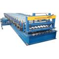 Botou Lieferant Fabrik maßgeschneiderte Fracht Auto LKW-Box Bord Roll Formmaschine