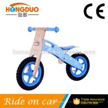 Scooter en bois de jouet de sport de plein air de qualité et populaire de 2016 pour bébé