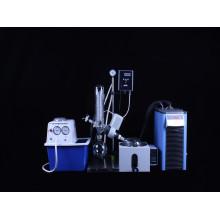 Henan limpou evaporador de filme fino com resfriador