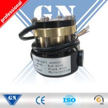 Caudalímetro mecánico de aceite para controlar el consumo de combustible