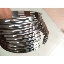 Anillo de pistón de acero / acero inoxidable 3L, 2f, 4y Anillo de pistón del motor