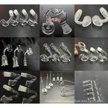 Quartz Nail Wholesale From Enjoylife 2mm 3mm 4mm Thinckness Avaliable.