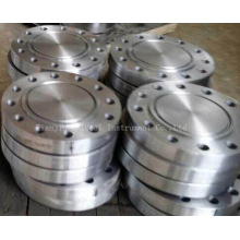Stainless Steel or Carbon Steel-Groove Blind Flanges