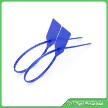 Selo de segurança (JY-465), puxe o selo plástico de segurança apertada