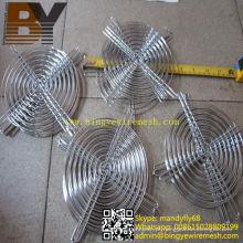 Tampa de ventilador de aço inoxidável de alta qualidade