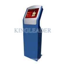 Multi Touch Screen Information Kiosk Mahchine With Thermal Printer
