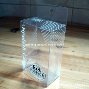 Custom Plastic Packaging Folding Printing Boxes (PVC 009)
