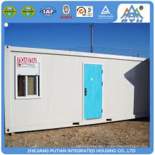 Nuevo diseño de pequeñas habitaciones de marco de acero ducha y aseo