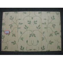 (BC-M1032) Handmade Natural Bamboo Rectangle Heat Insulation Placemat