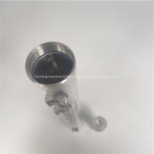 Электромобиль Используется бесшовные алюминиевые жидкие трубы для хранения