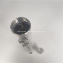 Véhicule électrique utilisé tuyau de stockage de liquide en aluminium sans soudure
