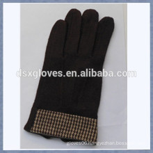 Male Cashmere Smart Phone Gloves