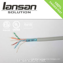 Медный кабель LAN cat 5e wire Алюминиевый экран фольги OEM доступно