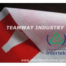 Recycled RPET Stitchbond Nicht gewebtes Gewebe für Taschen