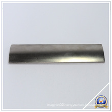 Arc Neodymium Permanent Magnet for The Motor-Driven Machine