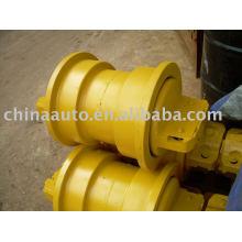 Rodillo de rodillos de partes Bulldozer para Komatsu d155