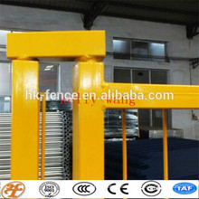Haotian 6ft x 10ft movable powder coated Canada temporary fence factory