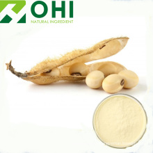 Extracto de soja Polvo de isoflavonas de soja