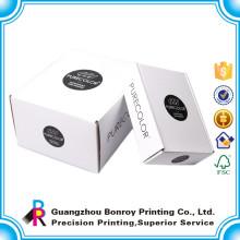 alibaba china mayorista impresa popular e flauta caja de cartón corrugado