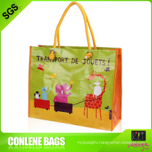 Cartoon Style Shopping Bag (KLY-PP-0061)