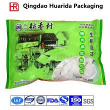 Подгоняйте Мешок Пластичных Замороженных Продуктов Упаковывая, Мешок Морепродуктов