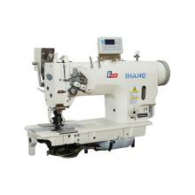 Professional for Industrial Bar Tacking Sewing Machine Electronic Three Needle Leather Sewing Machine export to Lebanon Supplier