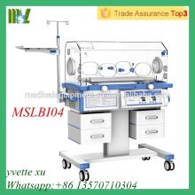CE / ISO genehmigte Qualitäts-Verkaufs-medizinischer Säuglings-Baby-Inkubator (MSLBI04)