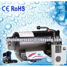 Roofmounted Horozontal Kompressoren für tragbare Auto Luftkühler rv Wohnmobil Klimaanlage