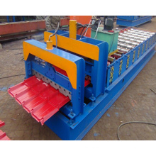 Dx 840 Step Roof Tile Forming Machinery