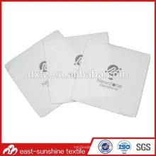 Custom Logo Offset gedruckt Microfiber Schmuck Polieren Reinigungstuch