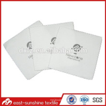 Custom Logo Offset Impreso Microfiber Joyería Limpieza de paño de limpieza