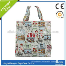 Suitable price pvc lady hand bag fashion bag pvc leather bag for girl shopping
