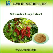 Экстракт шизандры Chinensis. Шизандрин 2-20% ВЭЖХ
