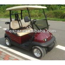 CE 2 asiento eléctrico carrito de golf de buena calidad barato Club coche