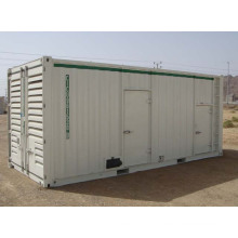 60Hz 1520KW/1900KVA Diesel Genset Powered by Mitsubishi Engine S16R-PTA-C