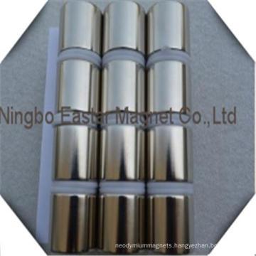 Neodymium Magnet Cylinder Mortor Magnet N52