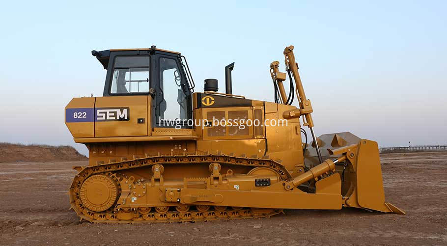 SEM822 bulldozer