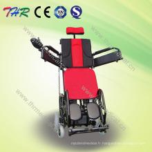 Fauteuil roulant électrique pliant (THR-FP130)