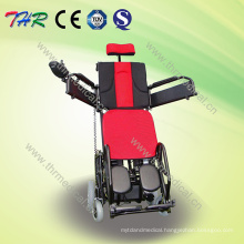 Folding Electric Power Wheelchair (THR-FP130)