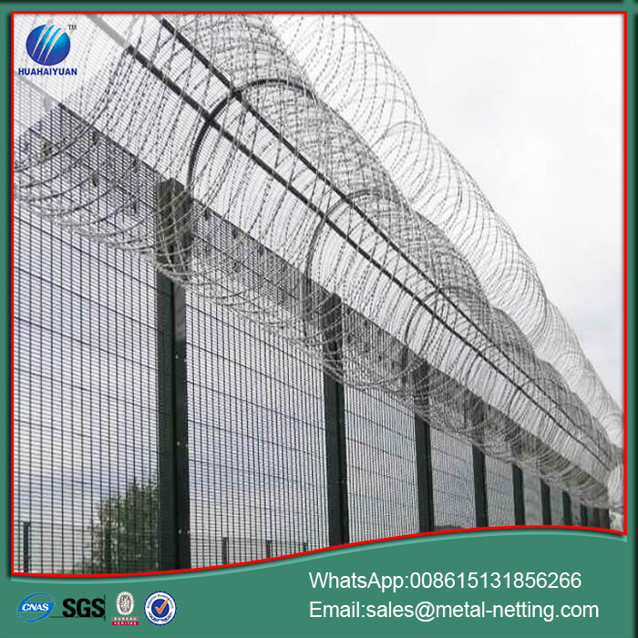 Security Wire Fence