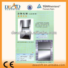 2013 Baratos DEAO Suzhou Dumbwaiter Lift en china