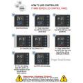 Capa de auto-aberto manual de calor Pressione Cap Press Machine CP2815